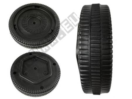 Wheel for electric ride-on 13,5 x 3,5 cm
