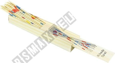 Wooden Mikado Game Set In A Box 31 PCS