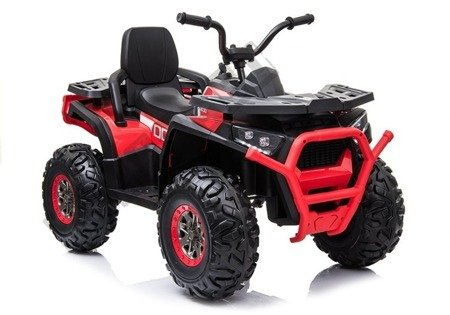 XMX607 Electric Ride On Quad - Red