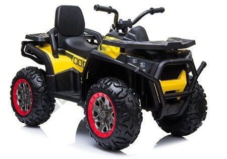 XMX607 Electric Ride On Quad - Yellow