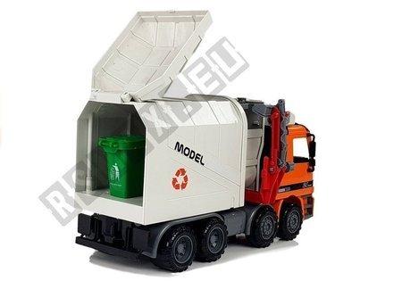 Auto Śmieciarka