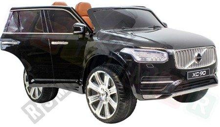 Auto auf Volvo XC90 Batterie, schwarz lackiert!