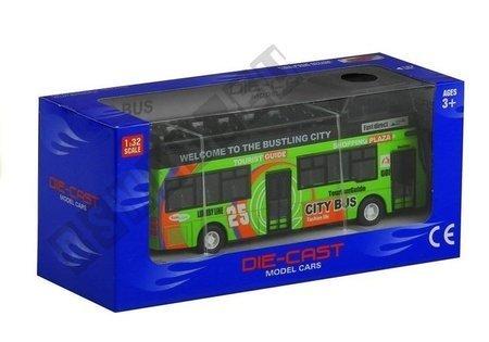 Autobus Spielzeug Fahrzeug Sound-und Lichteffekte 3 Farben Bus für Kinder