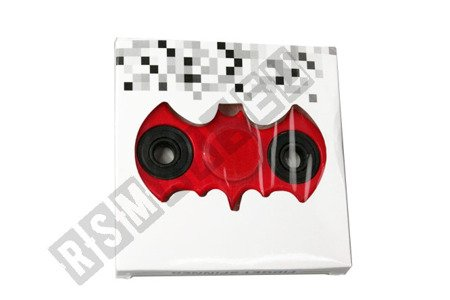 Das original super ZAPPELN SPINNER BATMAN rot