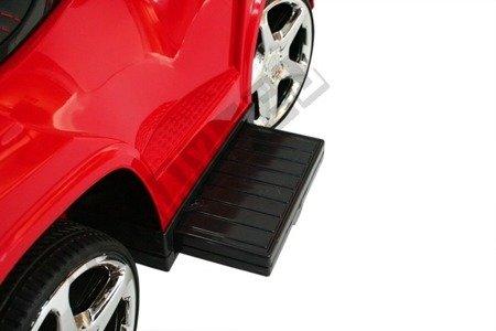 Fahrzeug-Schieber Mercedes GL63 AMG rot
