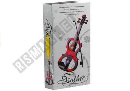 Geige Violine Geigenbogen Sound- und Lichteffekte Spielzeug für Kinder