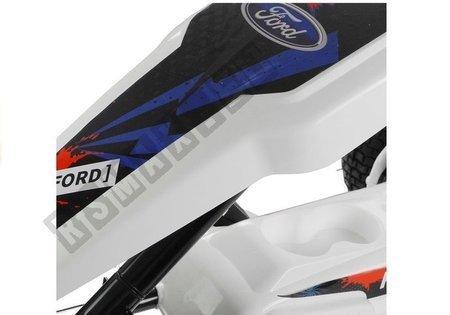 Gokart DK-G01 Weiß