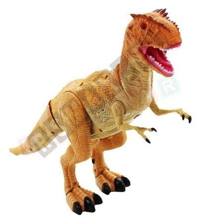 Interaktiver Roboter Dinosaurier Ferngesteuert T-Rex Braun Rc Robot