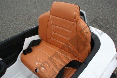Kinderauto AUDI TTS Roadster Elektroauto Kinderfahrzeug Spielzeug weiß
