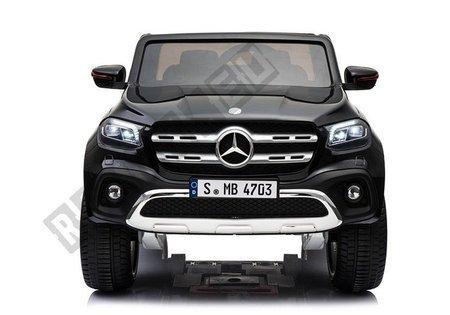 Kinderauto Mercedes X Schwarz