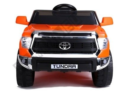 Kinderauto Toyota Tundra Orange