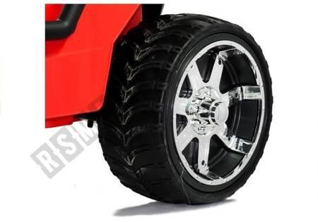 Kinderfahrzeug KL2988 Rot 2.4G Frontscheinwerfer USB SD Kinderfahrzeug Rot