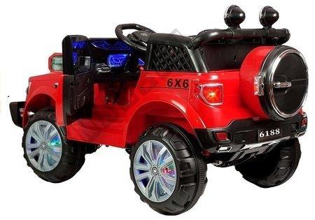 Kinderfahrzeug KP-6188 Rot
