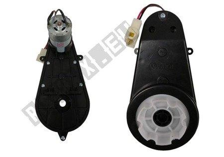 Motor + Zahnstangenantrieb 12V 12000 RPM