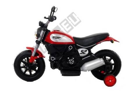 Motorrad QK307 Rot