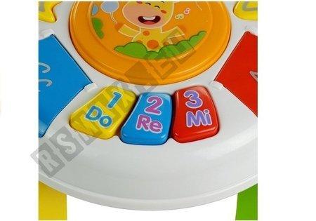 Pädagogischer Musiktisch für bunte Babylichter