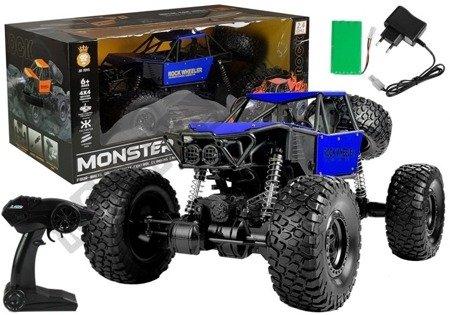 R / C Monster Truck Stoßdämpfer Blau