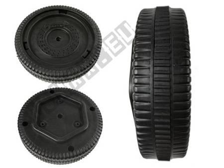 Rad für elektrisches Aufsitzen 13,5 x 3,5 cm