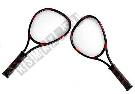 Rakietki Tenisowe Zestaw + Piłka Tenis Ziemny