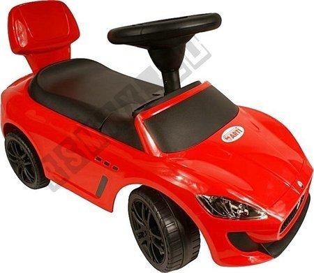 Rutschauto MASERATI Lizenz Rutscher Kinderauto Kinderfahrzeug Rutschfahrzeug Neu rot