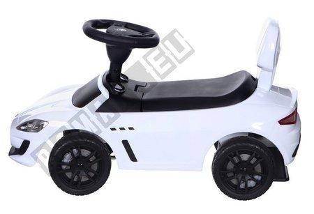 Rutschauto MASERATI Lizenz Rutscher Kinderauto Kinderfahrzeug Rutschfahrzeug wieß