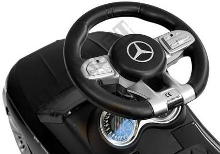 Rutschauto Mercedes AMG S65 Schwarz