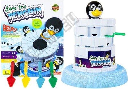 Save the penguin!  Familienspiel