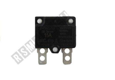 Sicherung 15A für elektrische Mitfahrgelegenheiten