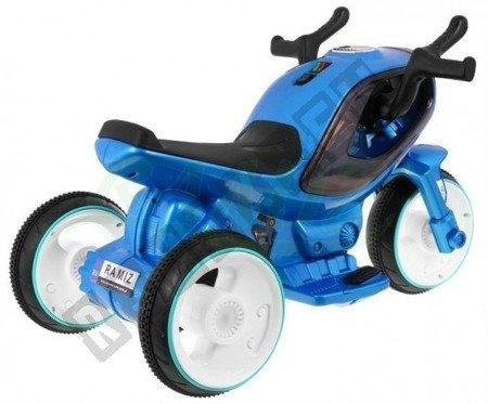 Super Motorek Hornet blau Akku
