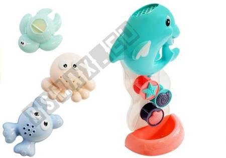 Zabawki do Kąpieli Zwierzątka Morskie