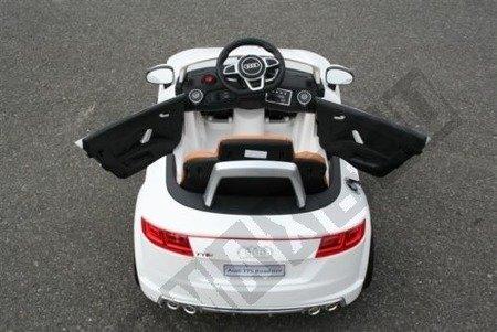 Audi TTS ROADSTER na akumulator czarny lakier