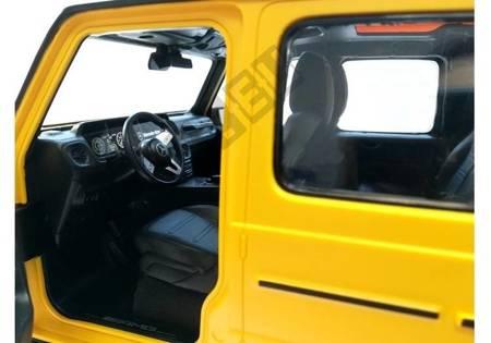 Auto Zdalnie Sterowane Mercedes G63 Żółty R/C 1:14