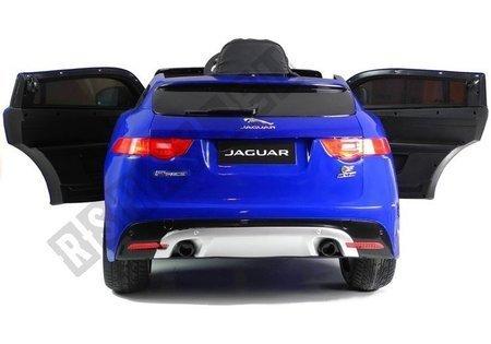 Auto na Akumulator Jaguar F- Pace Niebieski