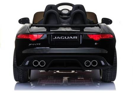 Auto na Akumulator Jaguar F-Type Czarny