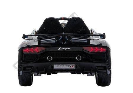 Auto na Akumulator Lamborghini Aventador Czarny