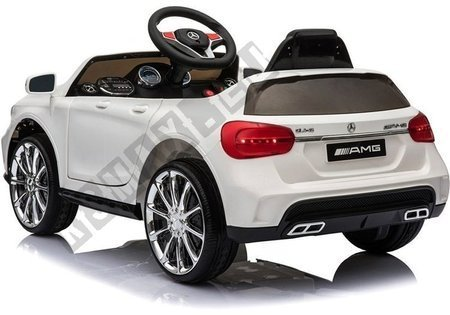 Auto na Akumulator Mercedes GLA 45 Biały