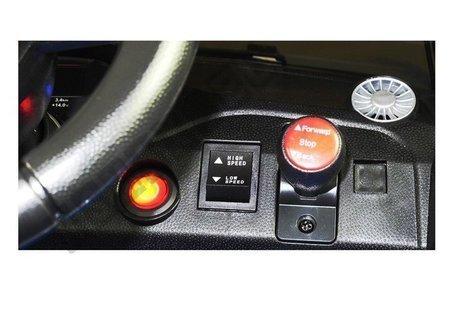 Auto na akumulator Audi TT RS Quattro Białe