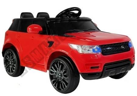 Auto na akumulator HL1638 Czerwony