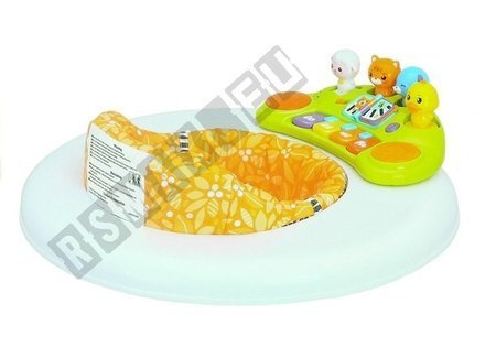 Chodzik Dziecięcy 3 w 1 Interaktywny Panel Zabawki