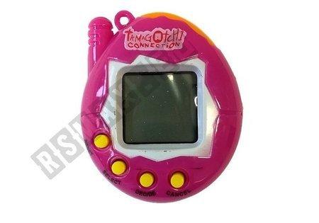 Gra Elektroniczna Tamagotchi Zwierzątko Różowe