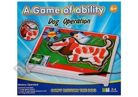 Gra Zręcznościowa Operacja Psa Mały Weterynarz