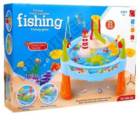 Gra zręcznościowa 3D łowienie morskich zwierzątek