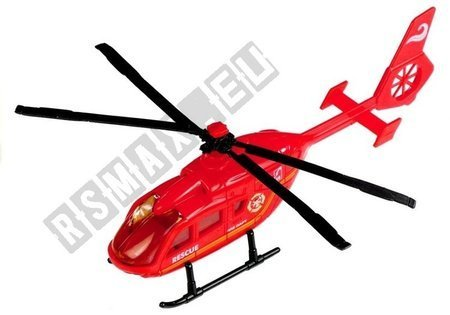 Helikopter Ratunkowy Rescue Ratownik Kolory