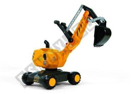 Koparka Rolly Toys żółta  !