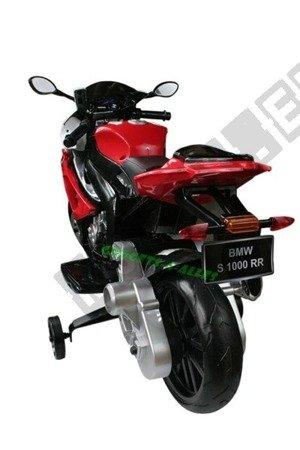 Motor na akumulator BMW S1000RR Licencja Czerwony