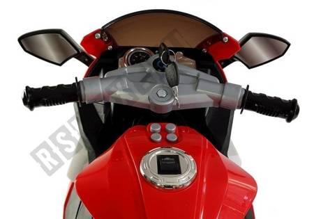 Motor na akumulator TR1603 Czerwony