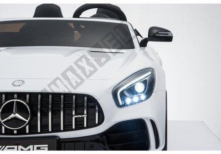 Pojazd na Akumulator HL289 Mercedes GTR Biały
