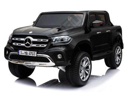 Pojazd na Akumulator Mercedes X Czarny Lakierowany