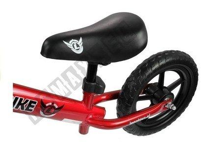 Rower Biegowy LEVI Rowerek Do Odpychania Czerwony