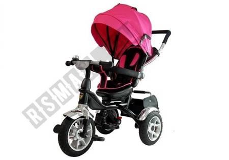 Rower Trójkołowy PRO500 Różowy